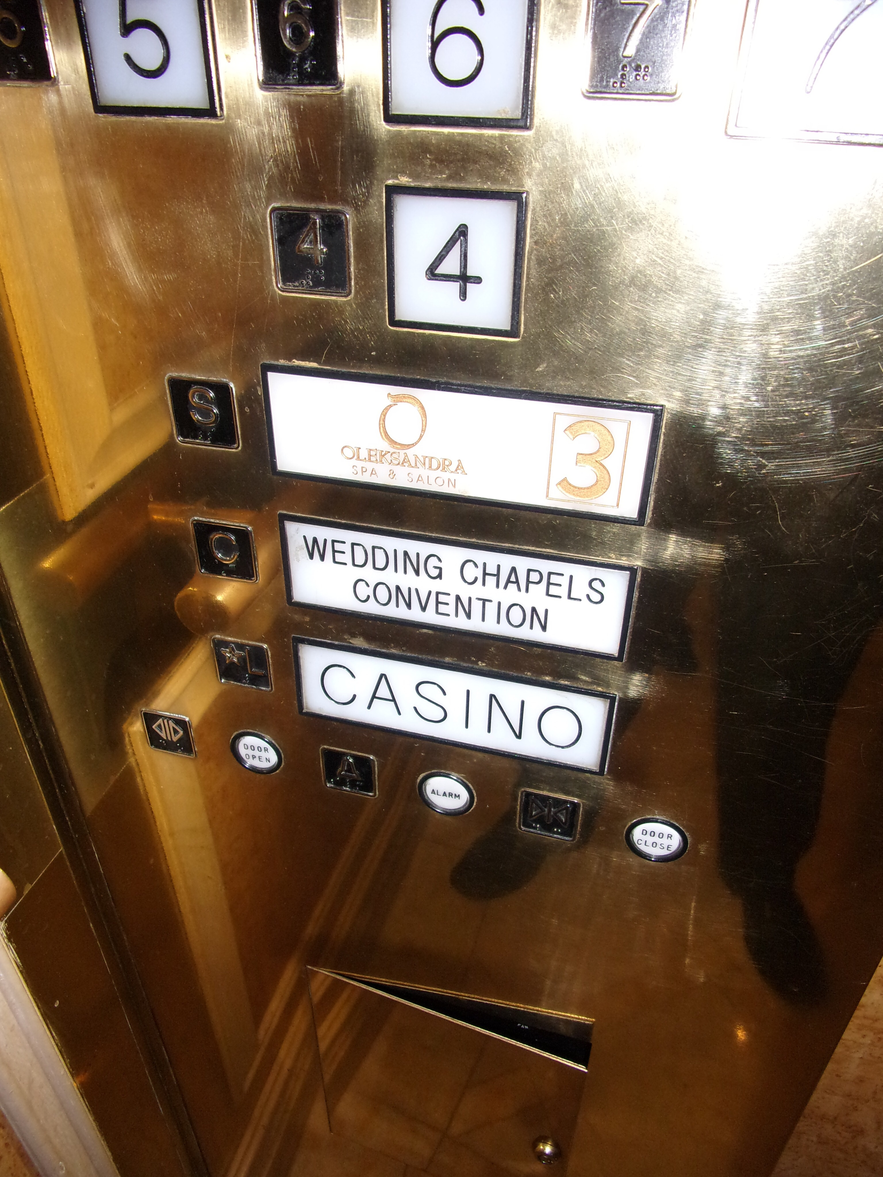 Las Vegas homosexuelle Kapelle