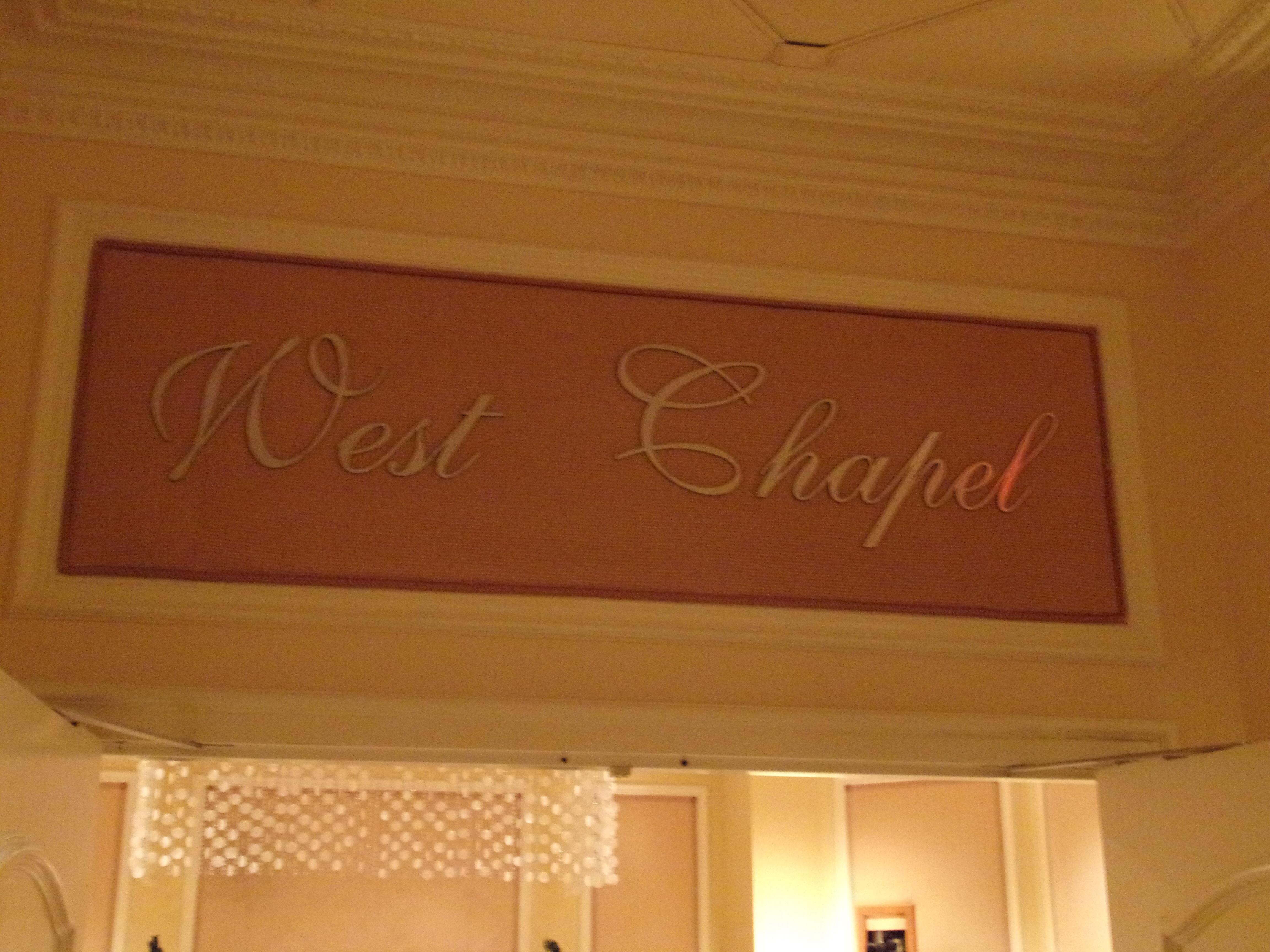 Die schnste Kapelle in Las Vegas! - Chapel of the Flowers